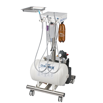 iM3 GS Deluxe Dental unit with oilfree compressor