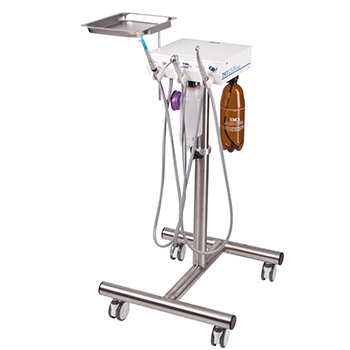 "iM3 GS Deluxe ""LED"" SW Dental Unit with S/S Stand (no compressor)"