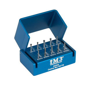 Dental Bur Kit FG 19mm Dogs
