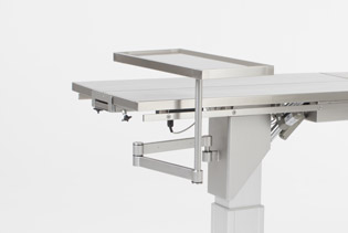 iM3 Tara Extension Arm with Instrument Tray